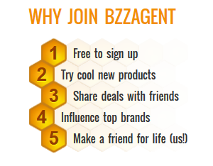 Join BzzAgent