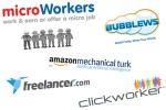 Here are some money making websites.