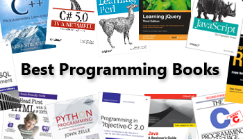 The best programming books available on Amazon.