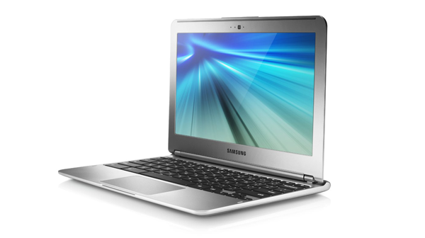 An image of the Chromebook.