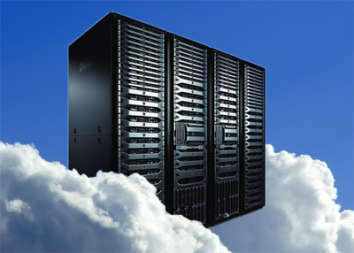 An image representing cloud storage.